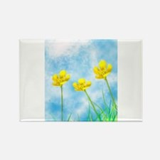 Buttercup Sky digital art by by April Dawn Rectang