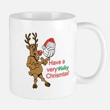 HAVE A VERY VOLLEY CHRISTMAS! Mug