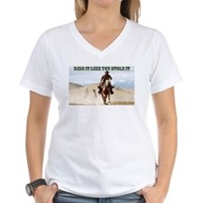 Ride it like you stole it T-Shirt