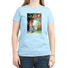 Alice & The Cheshire Cat T-Shirt