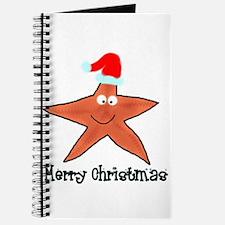 Senor Christmas Starfish Journal