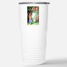 Alice & The Cheshire Ca Travel Mug