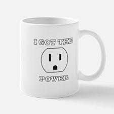 I Got The Power Small Small Mug