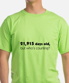 60th Birthday T-Shirt