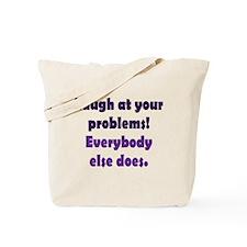 laugh2.png Tote Bag