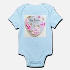 There's No Place Like Home Heart Body Suit
