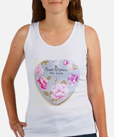 There's No Place Like Home Heart Tank Top