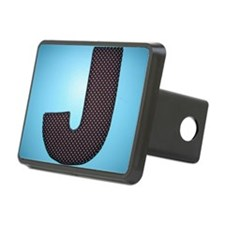 THE LETTER J Hitch Cover