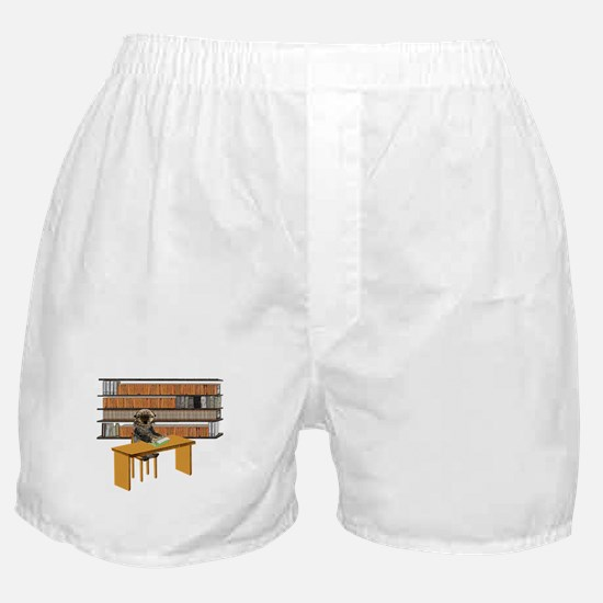 word otter Boxer Shorts