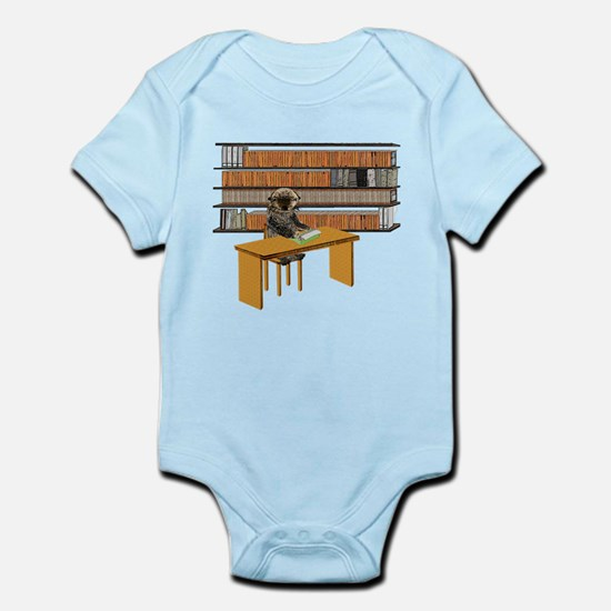 word otter Infant Bodysuit