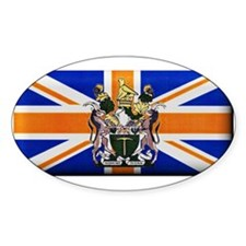 British Rhodesian Flag Decal