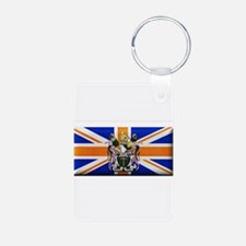 British Rhodesian Flag Keychains