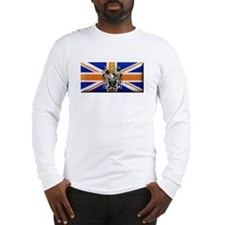 British Rhodesian Flag Long Sleeve T-Shirt