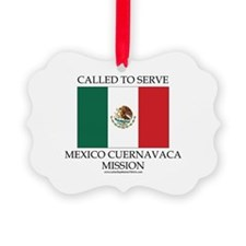 Mexico Cuernavaca Mission - Mexico Flag - Called t