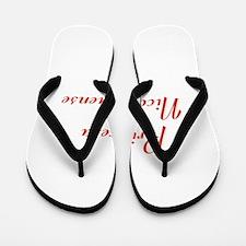 Princesa Nicaraguense Flip Flops