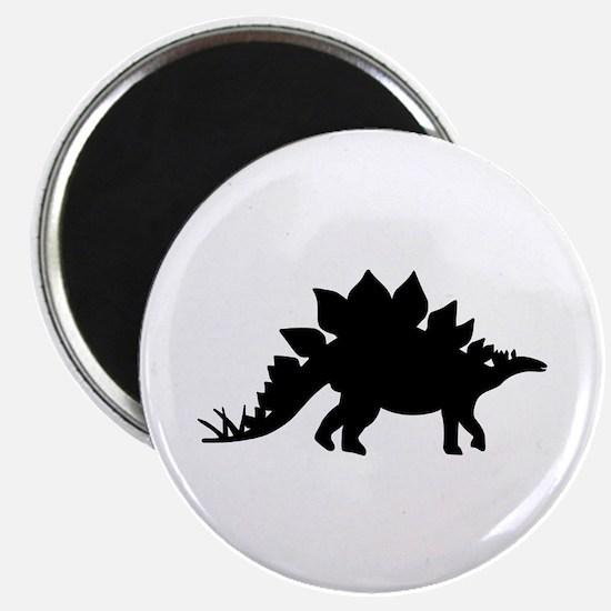 "Dinosaur Stegosaurus 2.25"" Magnet (100 pack)"