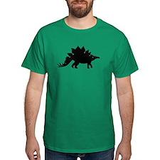 Dinosaur Stegosaurus T-Shirt