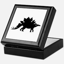 Dinosaur Stegosaurus Keepsake Box