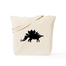 Dinosaur Stegosaurus Tote Bag