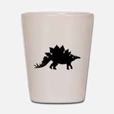 Dinosaur Stegosaurus Shot Glass