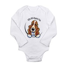 Basset Hound IAAM Body Suit