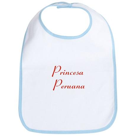 Princesa Peruana Bib