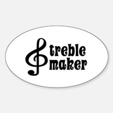 Treble Maker Decal