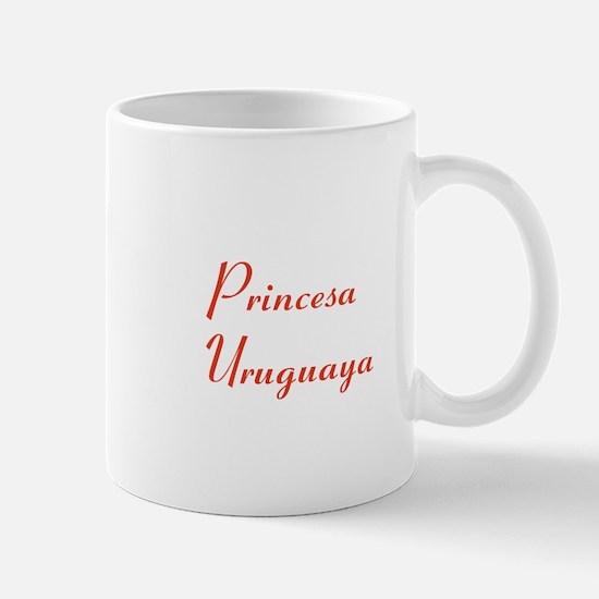 Princesa Uruguaya Mug