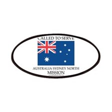 Australia Sydney North Mission - Australia Flag -