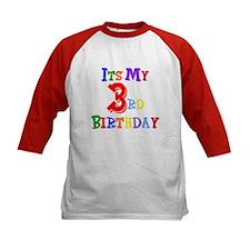 3rd Birthday Tee