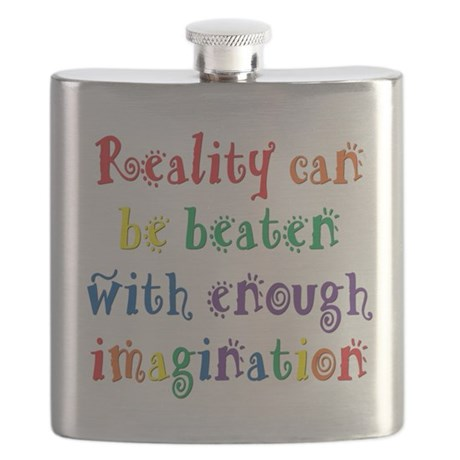 Reality Can be Beaten Flask