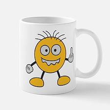 bad_finger Small Small Mug