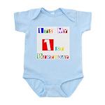 My 1st Birthday Infant Bodysuit