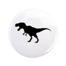 """Dinosaur T-Rex 3.5"""" Button (100 pack)"""