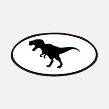 Dinosaur T-Rex Patches