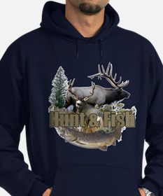 Hunt and Fish Hoodie