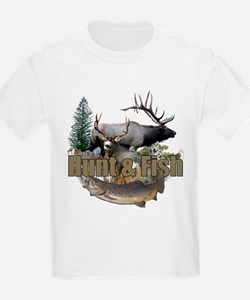 Hunt and Fish T-Shirt