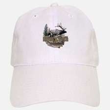 Hunt and Fish Baseball Baseball Cap