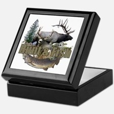 Hunt and Fish Keepsake Box