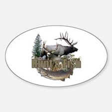 Hunt and Fish Decal