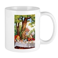 Mad Hatter's Tea Party Small Mugs