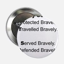 "PTSD - My Son Protected 2.25"" Button"