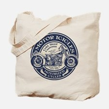 Motor Icicles Tote Bag