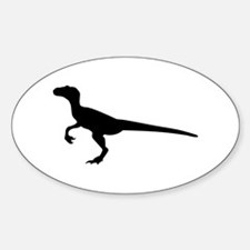 Dinosaur velociraptor Decal