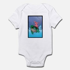 Reptile Ridin' Infant Bodysuit