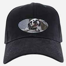 Smiling Dalmatian Baseball Hat