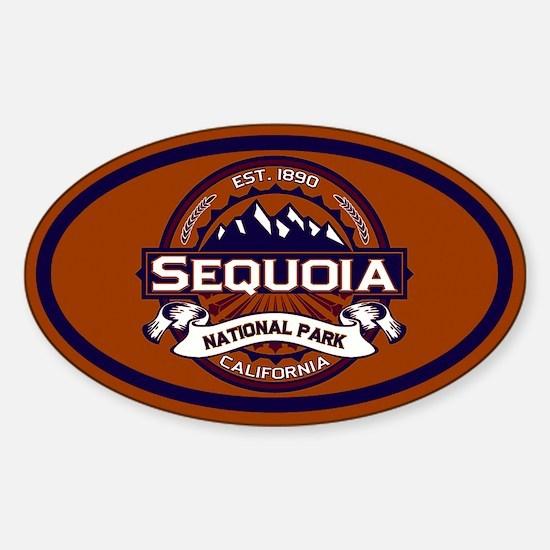 Sequoia Vibrant Oval