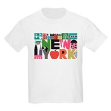 Unique New York - Block by Block T-Shirt