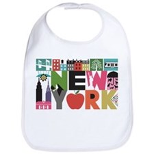 Unique New York - Block by Block Bib