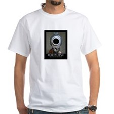 Why .45 ACP For Gun Owners T-Shirt